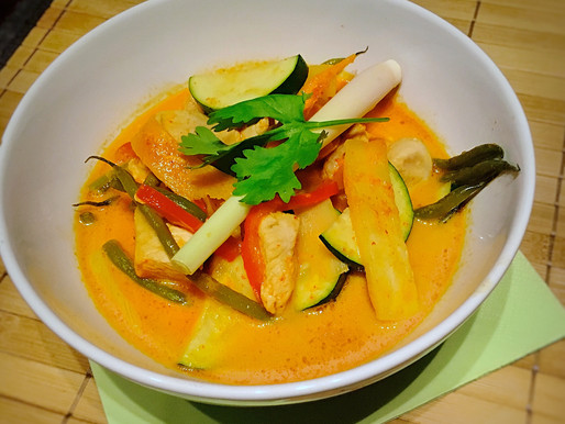 Zitronengras Curry