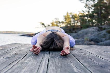 Besser schlafen und Stress abbauen