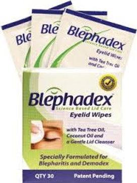 Blephadex Lid Wipes