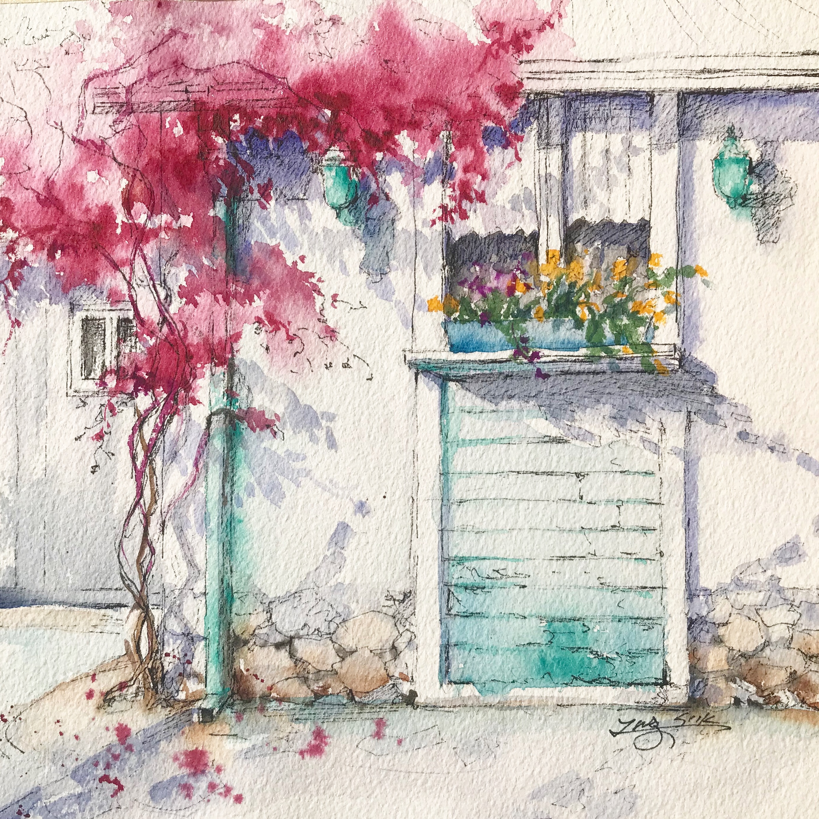 Bougainvillea Village 1