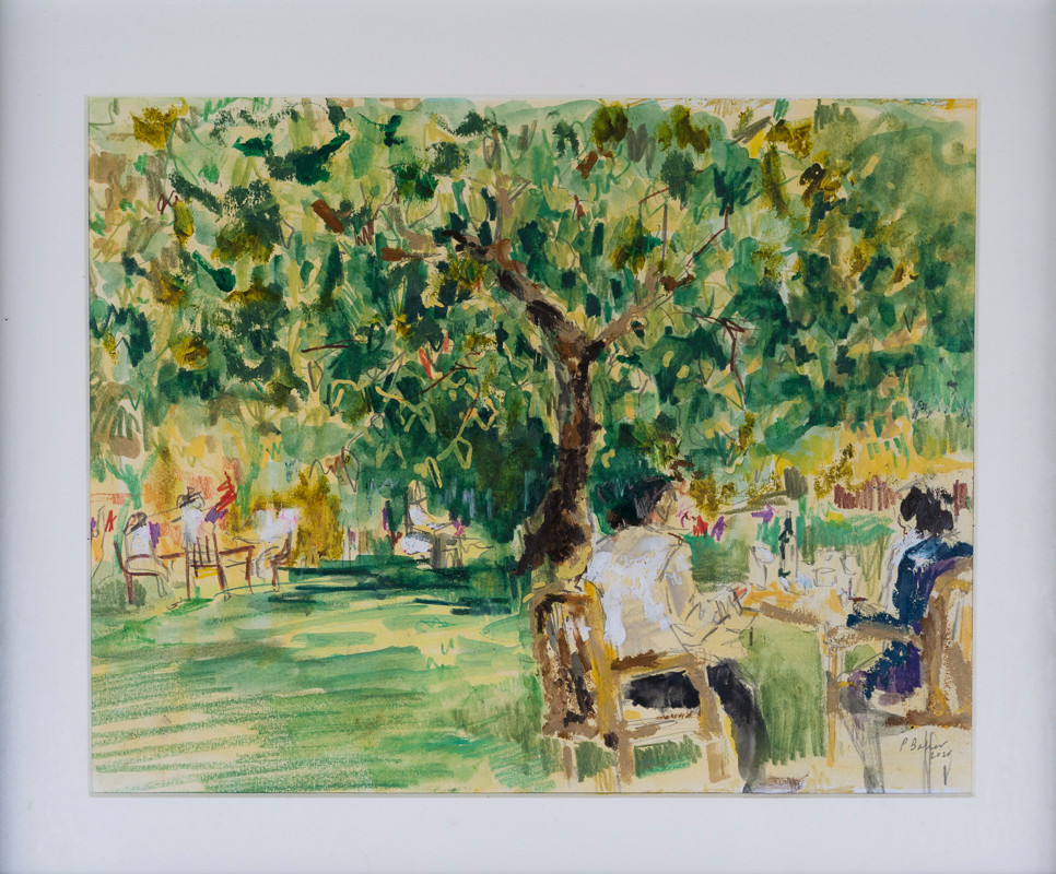Picnickers