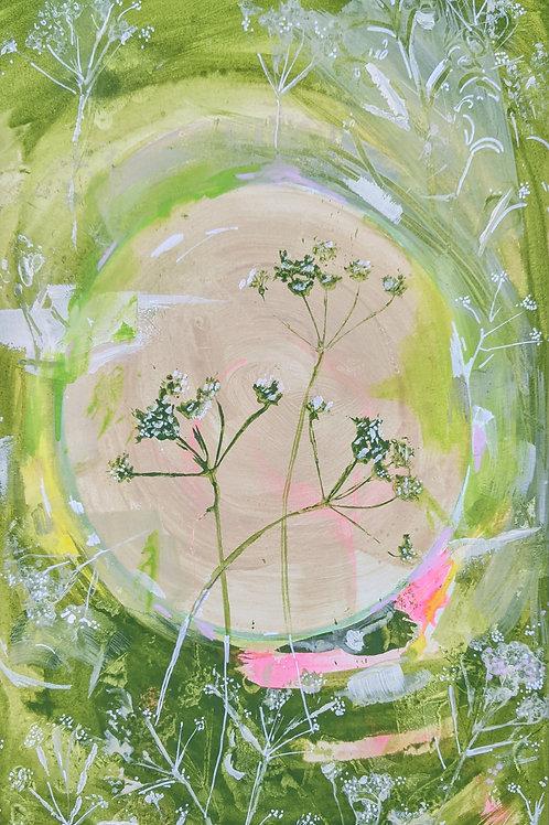 Wildflower Freedom - Fine Art Print