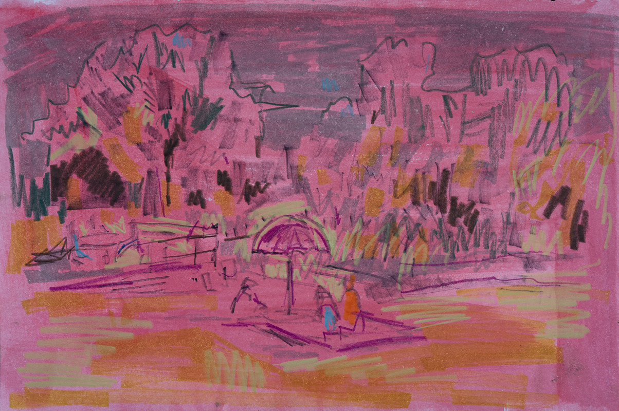 Pink Picnickers