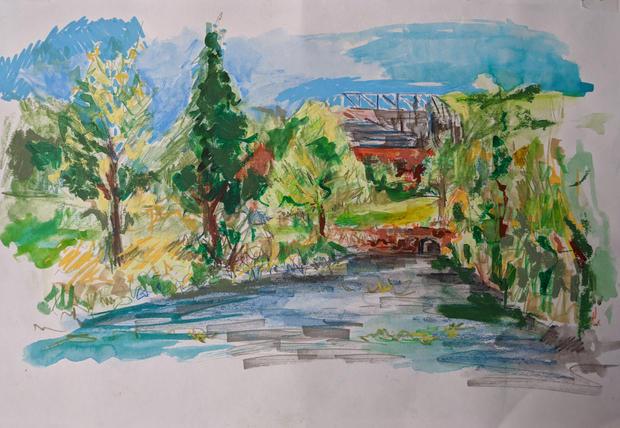 Sketch of Glyndebourne.jpg
