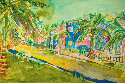 Tropical I - Fine Art Print