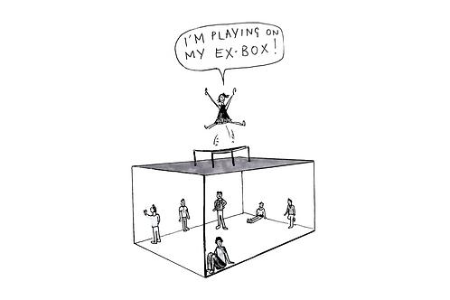 Ex-Box Card