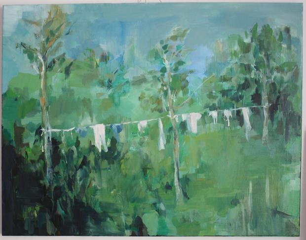 Washing Line (transcription Alex Kanevsky)