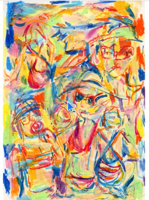 Summersplosion - Fine Art Print