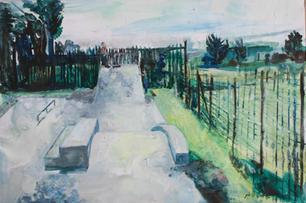 Mabe Skatepark, Falmouth