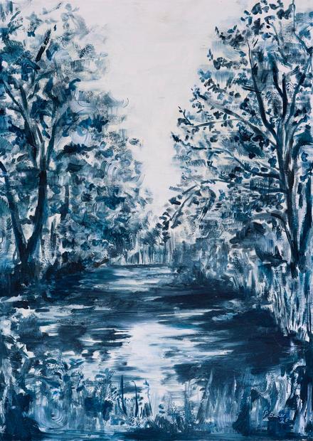Glyndebourne Lake in Blue.jpg