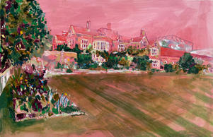 Glyndebourne in Pink