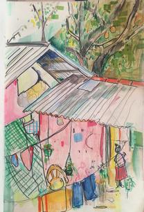 Sketchbook from Ella