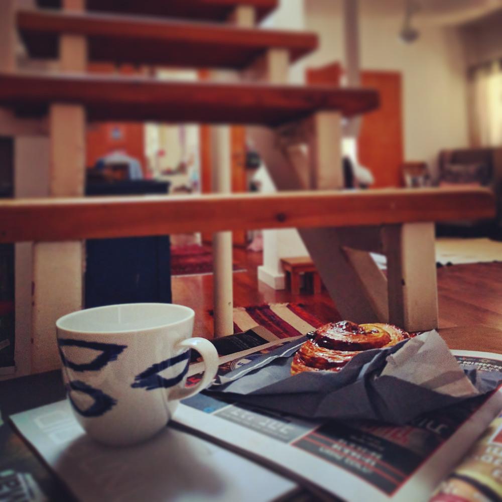 פינת קפה