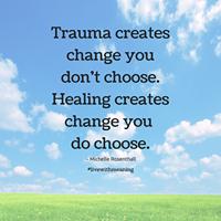 ריפוי זה בחירה בשינוי