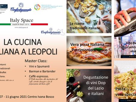 Italian Showcooking a Leopoli