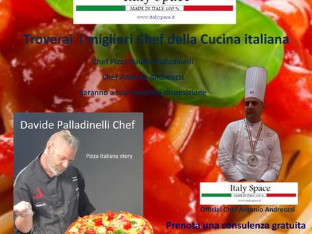 Italy Space Lviv - Prenota la consulenza di Cucina e Pizza