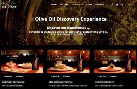 Olive Oil Emotions