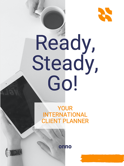 Ready, Set, Go! The international business template