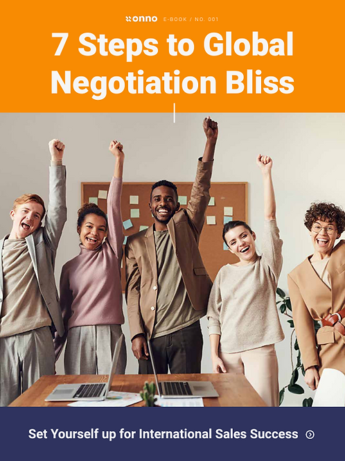 7 Steps to Global Negotiation Bliss
