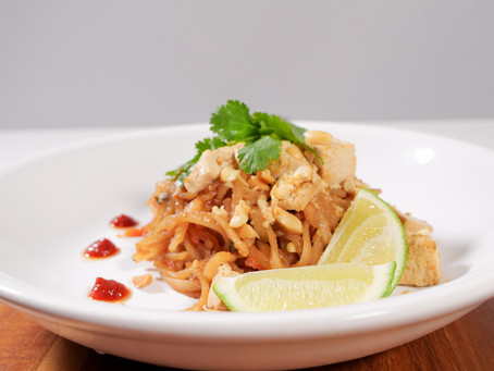 Plant-Based Pad Thai (Better than Takeout)