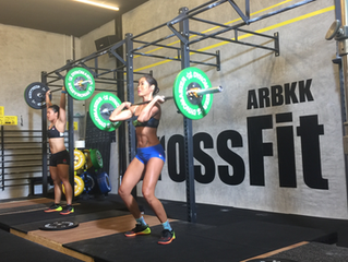 Mindful CrossFit, Carmen Pallares