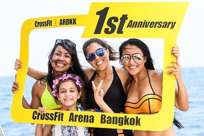 CrossFit Arena 1st anniversary trip