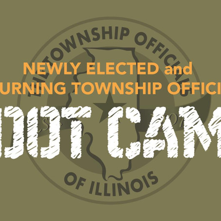 Township Officials of Illinois Boot Camp