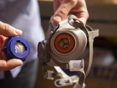 Help RoRo Area 3D Printers Make N95 Masks!