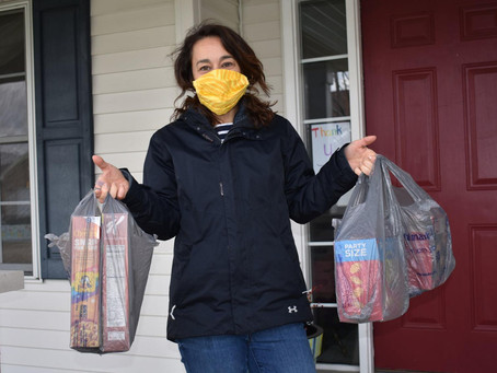 'Good Samaritans' ready to pick up your groceries