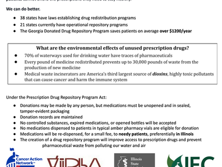 Prescription Drug Repository Program Act - HB0119