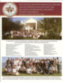 2004 International Treatment Centers Cooperative Conference at The Gonzalez Recovery Residences in Vero Beach, Florida