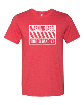 Warning Label Tee
