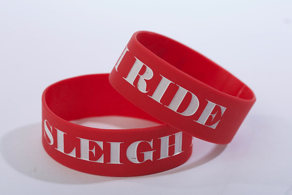 Sleigh Ride Bracelet - Thick