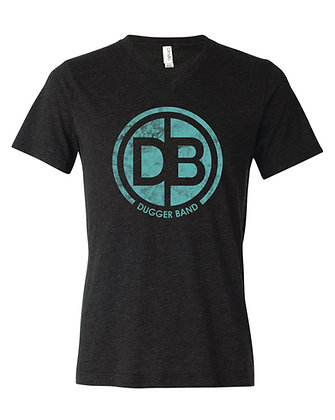 Dugger Band V Neck Tee