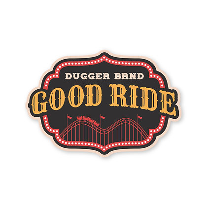 Good Ride Sticker