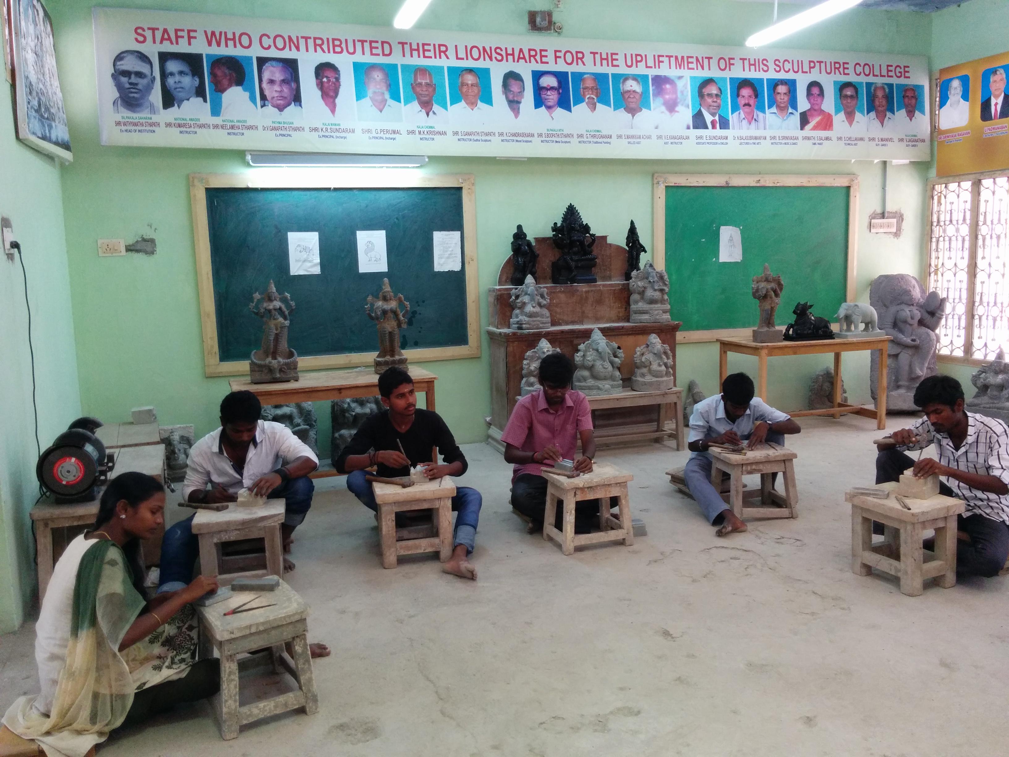 Mamallapuram class