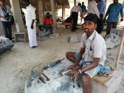 Mamallapuram carving