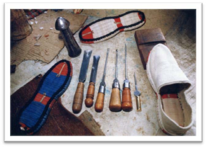 Marivan's City for Klash (Footwear) Stitching2