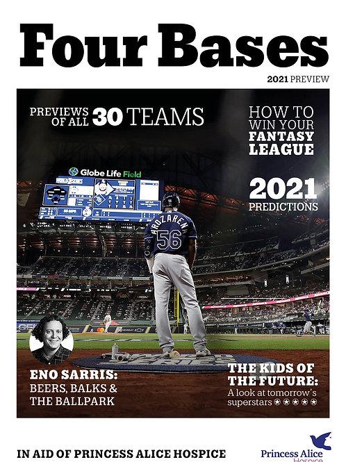 E-MAG: Four Bases: 2021 MLB Annual