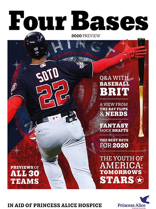Four Bases: 2020 MLB Annual