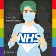 NHS Worker Illustration