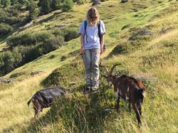 Ina Geyer von den Bergwelten.com