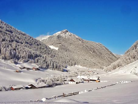 Der gigantische Felssturz im Valsertal