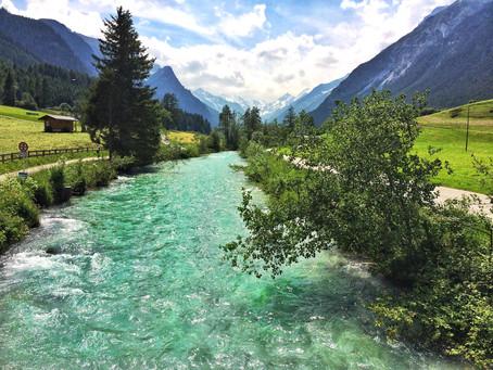Freiwilligeneinsatz im Gschnitztal: Schwenden und Raumen