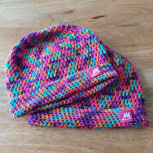 Toddlers Skittle Beanies