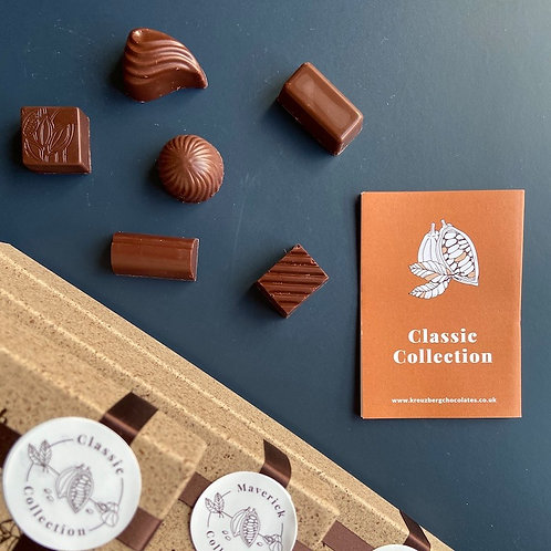 Classic Collection: Box of 6 Chocolates