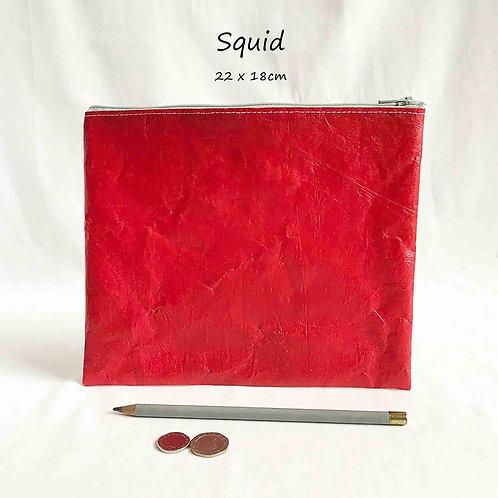 Squid Zip Bag