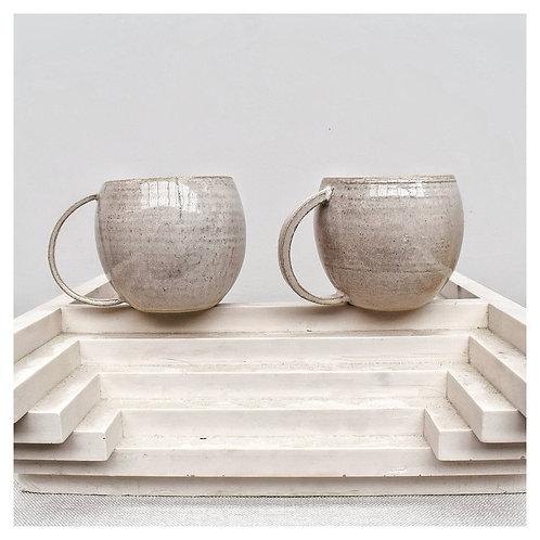Rounded mugs
