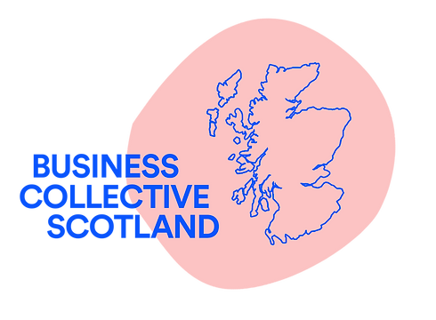 Business Collective Scotland Logo - Glasgow Support Market
