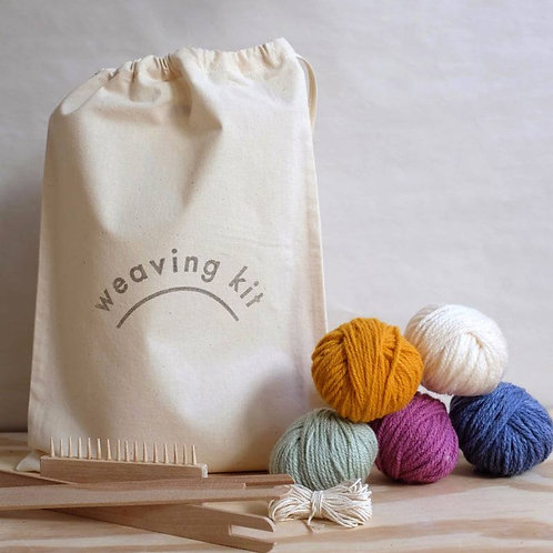 Weaving Kit, Muted